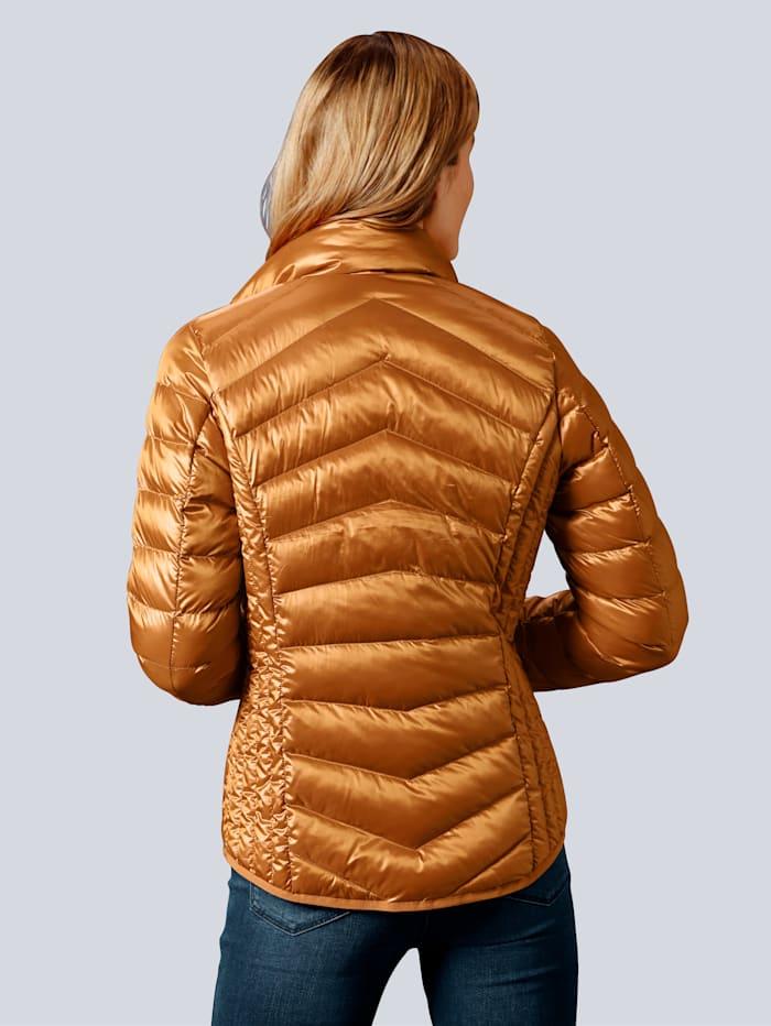 Jacke mit wärmender Wattierung