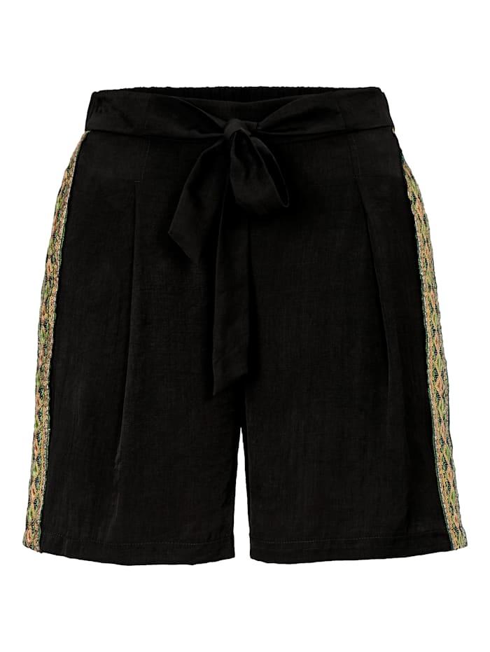 SIENNA Shorts, Schwarz