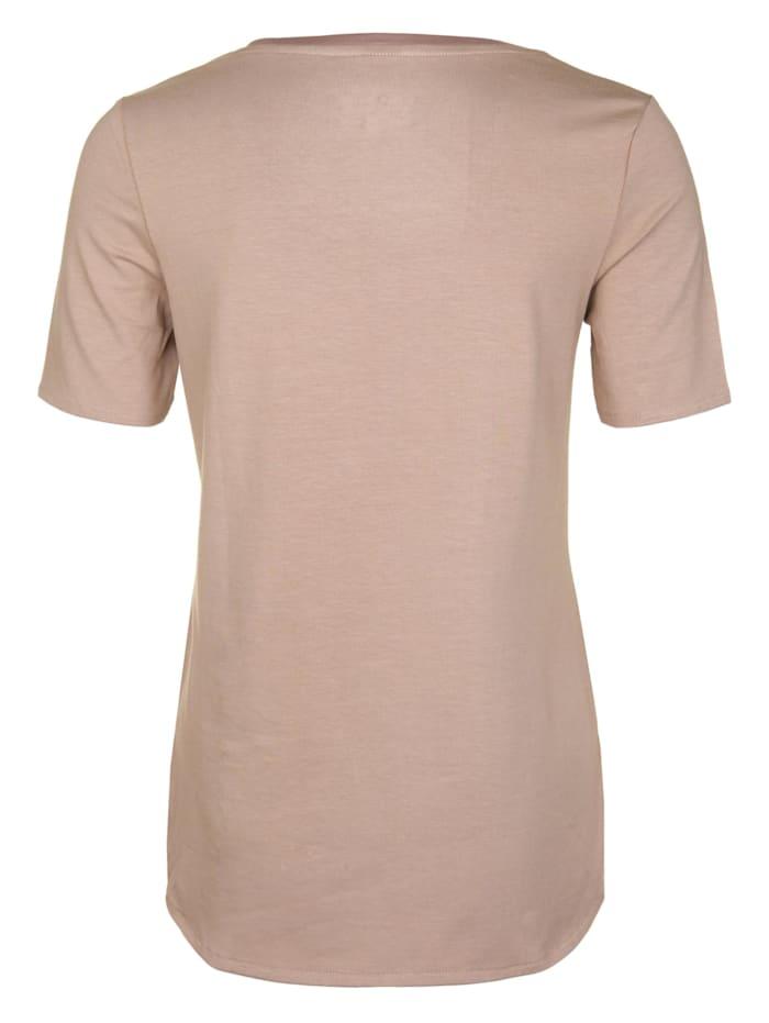Shirt mit Rundhals-Ausschnitt keine/nicht relevant