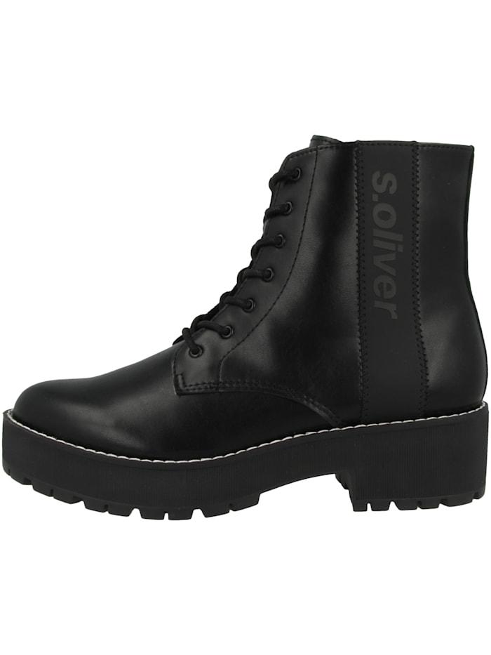 s.Oliver Boots 5-25221-25, schwarz