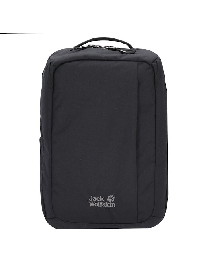 Jack Wolfskin Brooklyn 18 Rucksack 40 cm Laptopfach, black
