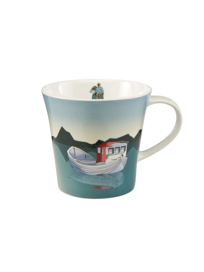 Goebel Goebel Coffee-/Tea Mug Fishing Boat, Fishing Boat
