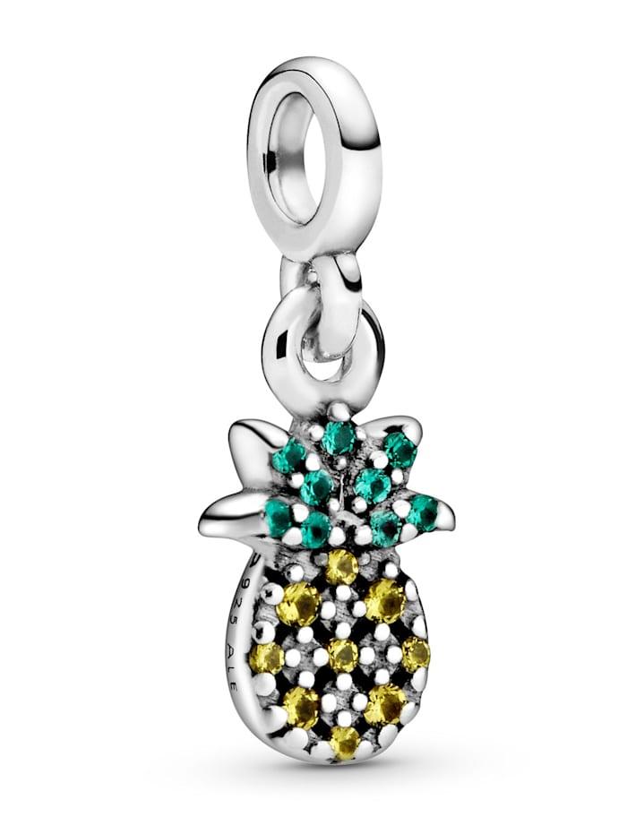 Pandora Charm -Meine Ananas-, Silberfarben