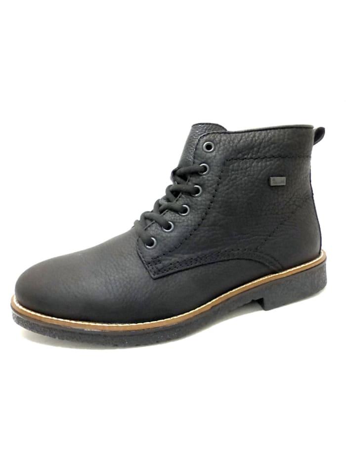 Rieker Herren Stiefel in schwarz, schwarz