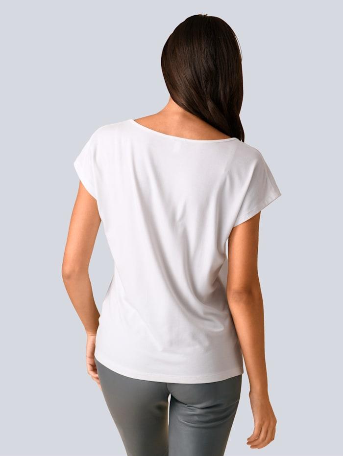 Shirt im sommerlichem Druck