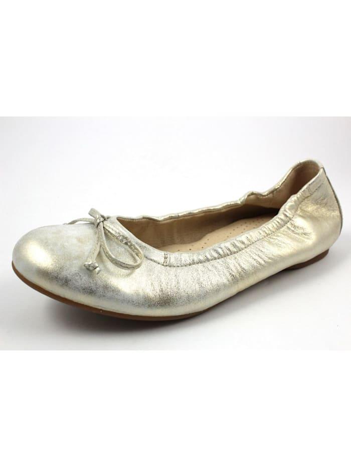 Gabor Ballerinas, silber