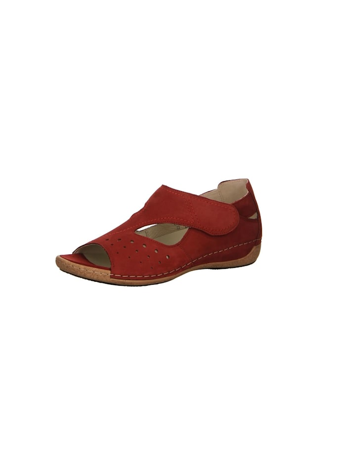 Waldläufer Sandale Sandale, rot