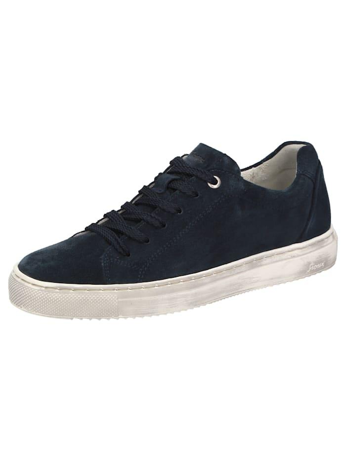 Sioux Sneaker Tils sneaker-D 001, blau