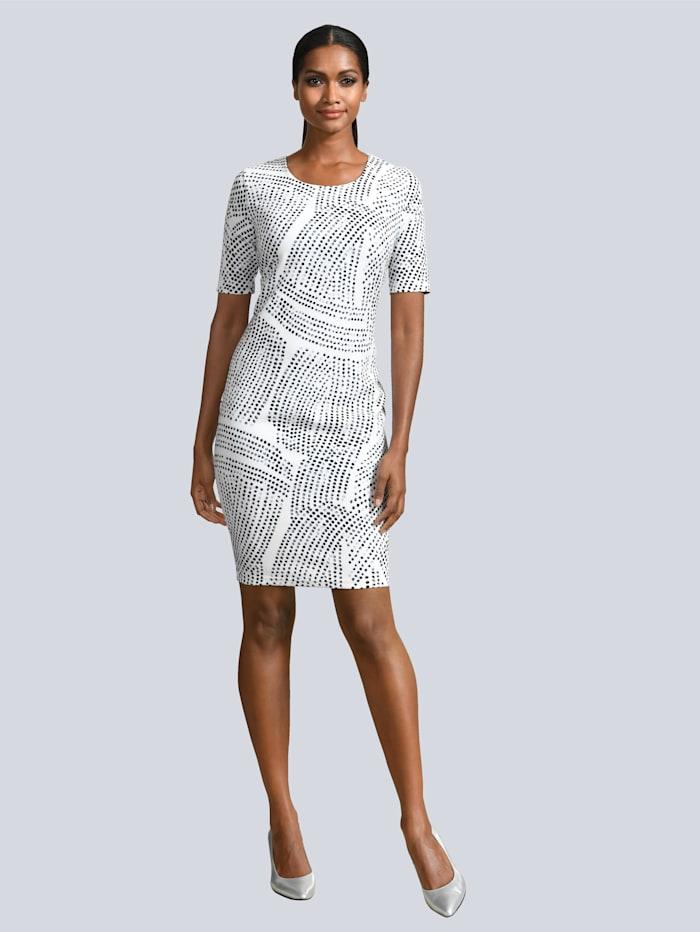 Kleid aus elastischer Jerseyware