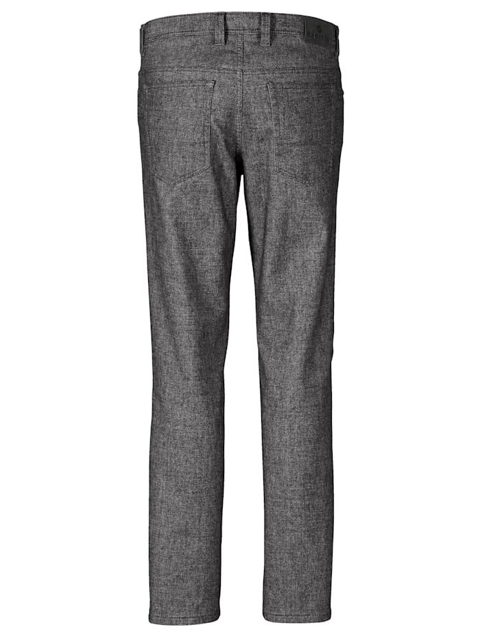 Pantalon d'aspect laine