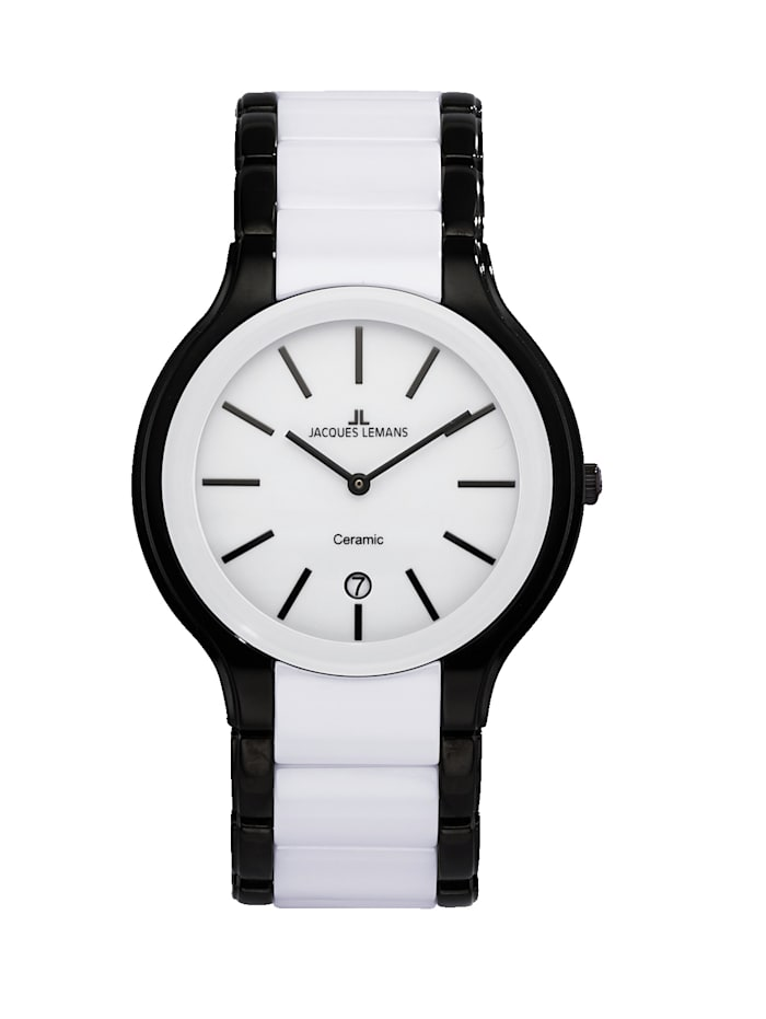 Jacques Lemans Pánske hodinky zo série: Dublin 1-2042A, Čierna