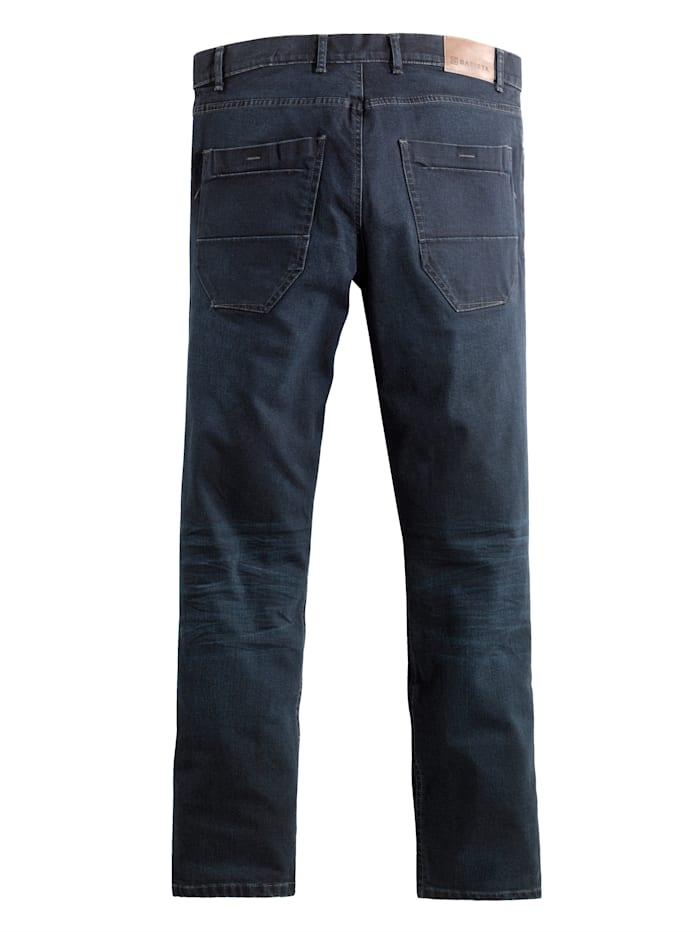 Jeans met modieuze accenten