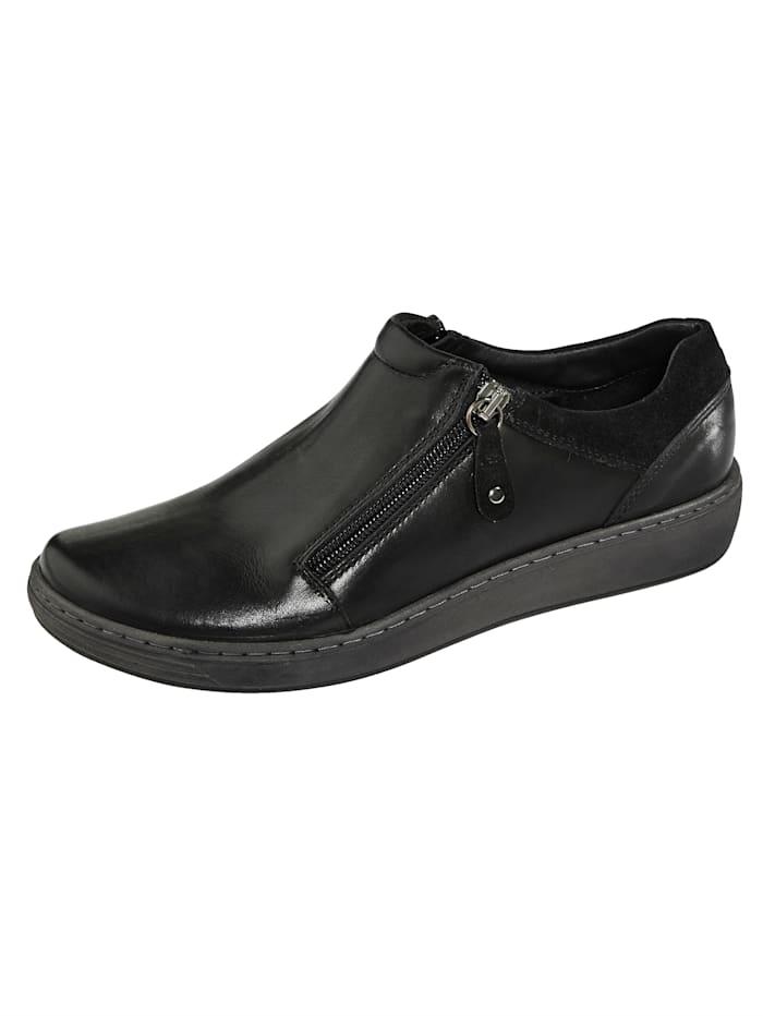 Relaxshoe Slip-on shoes, Black