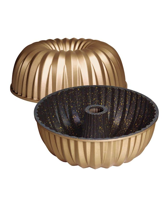 Stoneline Tulbandvorm, goudkleur