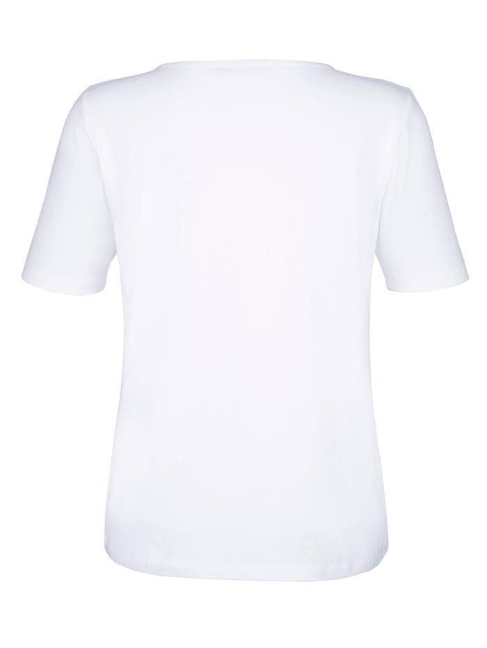Kirjottu paita