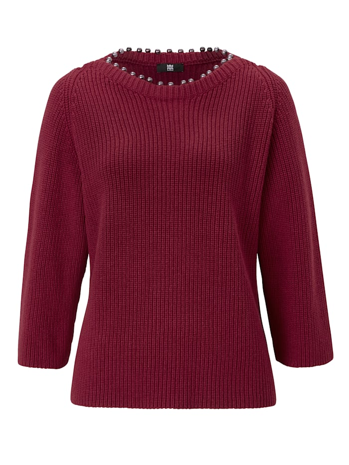 RIANI Pullover, Rot