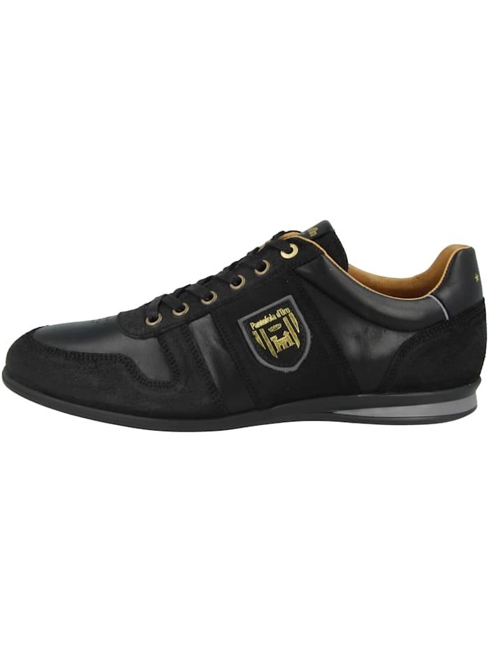 Pantofola d'Oro Sneaker low Asiago Uomo Low, schwarz