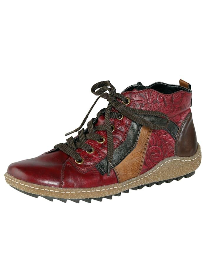 Remonte Ankle boots, Bordeaux