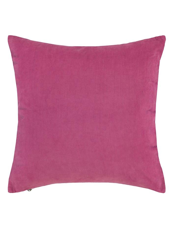 Essenza Kissen 'Riv', Rosé