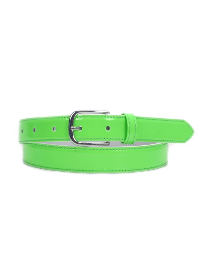 Buffalo Buffalo Gürtel - 120180 Andi, Neon-Green