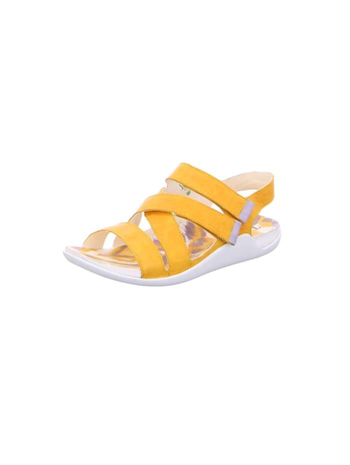 Think! Sandale, gelb