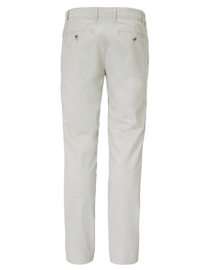 Pantalon à empiècements extensibles à la ceinture