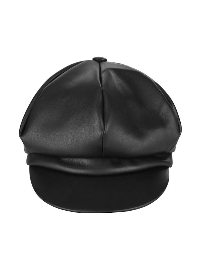 Angel of Style Hut mit Schild, schwarz