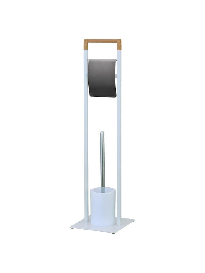 HTI-Line Toilettenpapierhalter Corse, Weiß
