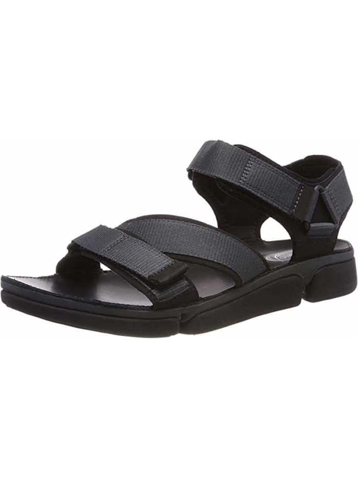Clarks Sandale Sandale, schwarz