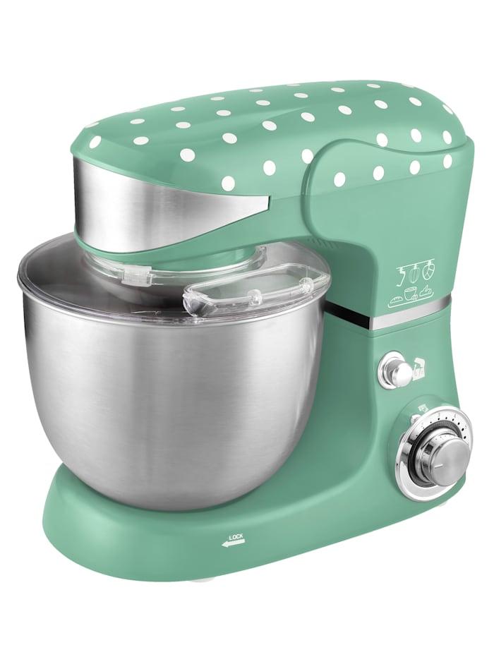 Kalorik Robot de cuisine rétro TKG M 3014, Menthe