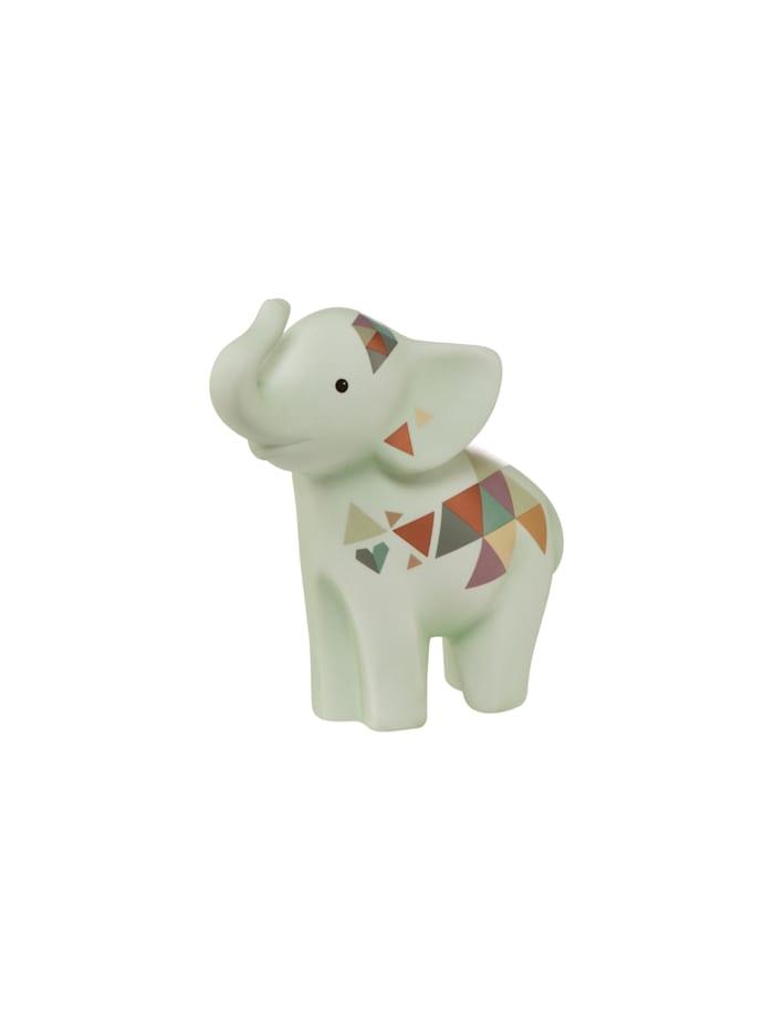 """Goebel Goebel Figur Elephant - """"Morani"""", mintfarben"""