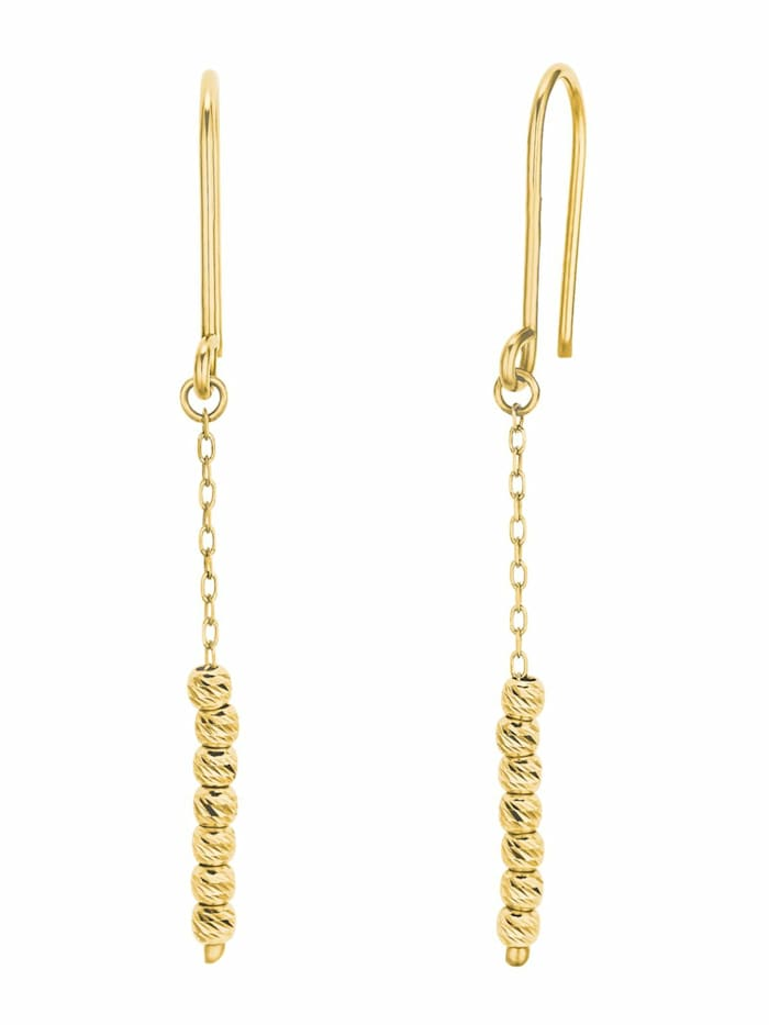amor Ohrhänger für Damen, Gold 375, Gold