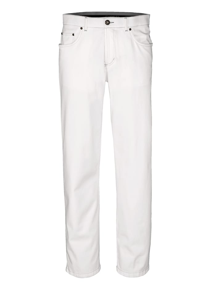 BABISTA Pantalon à traitement Nano Plus, Blanc