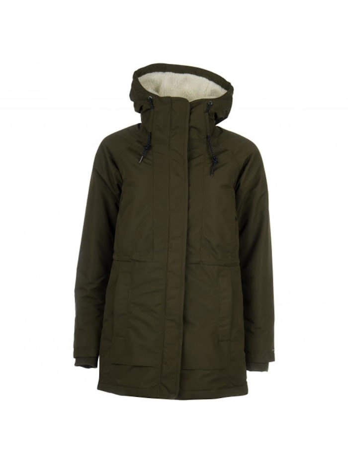 Columbia Columbia Jacke South Canyon Sherpa Lined, Oliv
