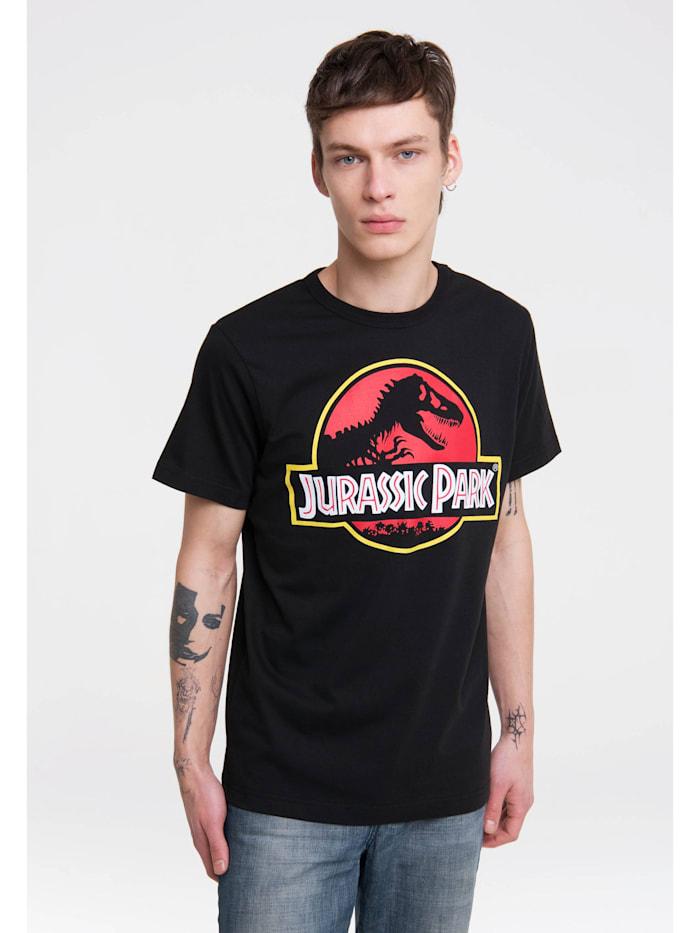 T-Shirt Jurassic Park im Retro-Look