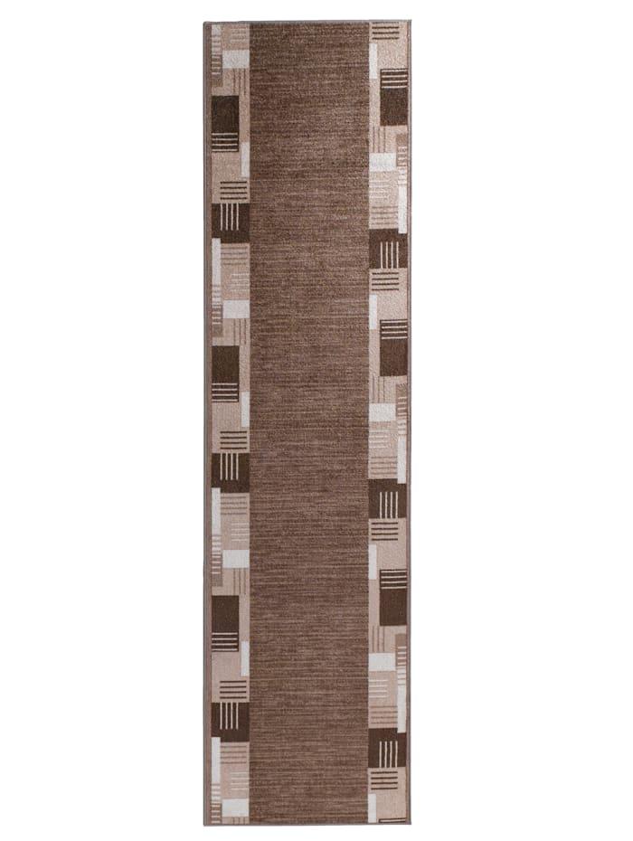 Floordirekt Läufer und Stufenmatten Murano, Beige