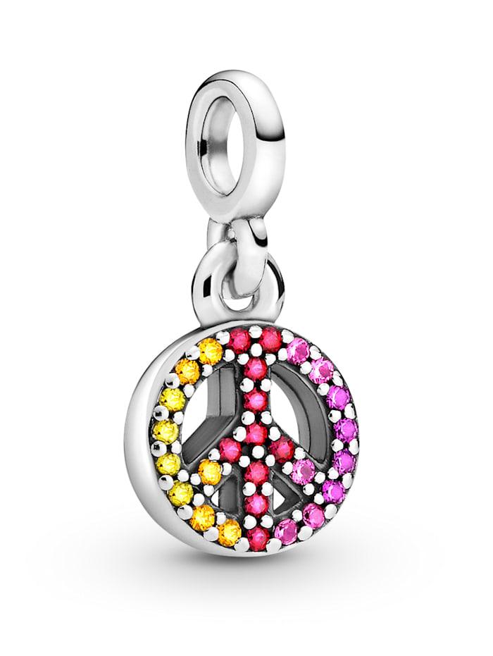 Pandora Charm-Anhänger - Peace - Pandora ME - 799424C01, Silberfarben