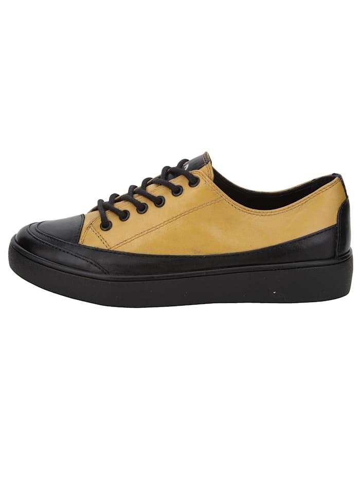 Sneakers à plateau à semelle de marche continue en EVA très légère