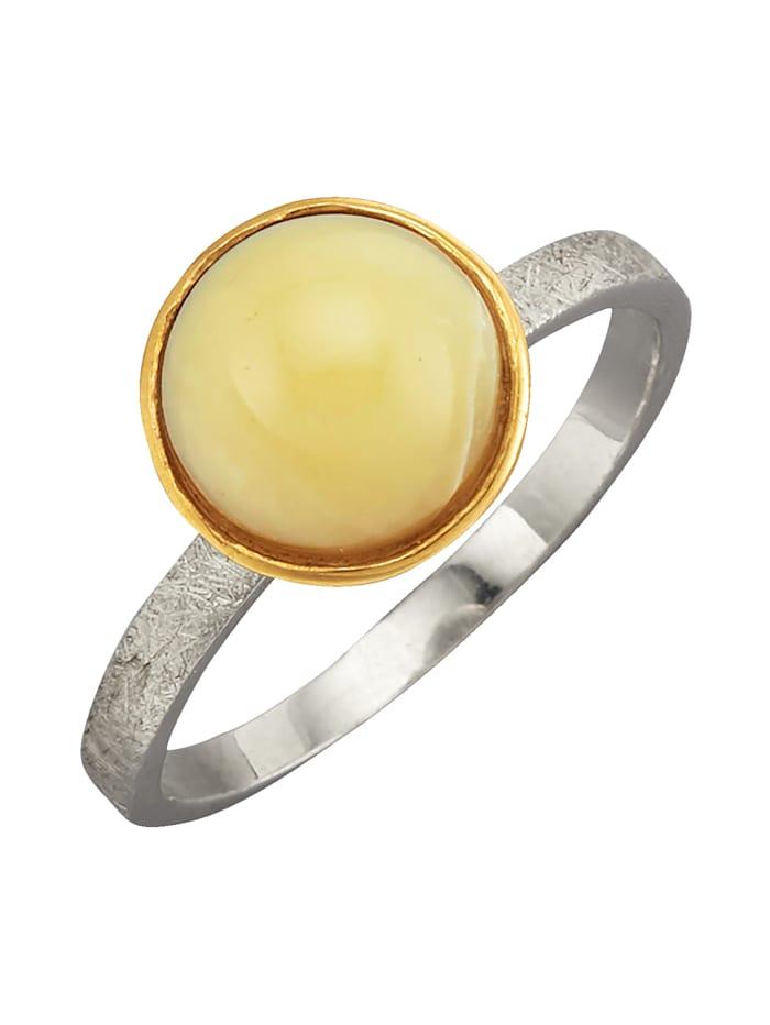 Damenring mit Honig-Opal