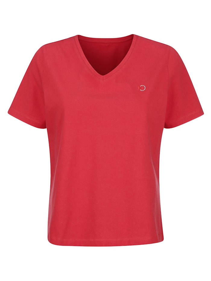 Top made from sustainable cotton