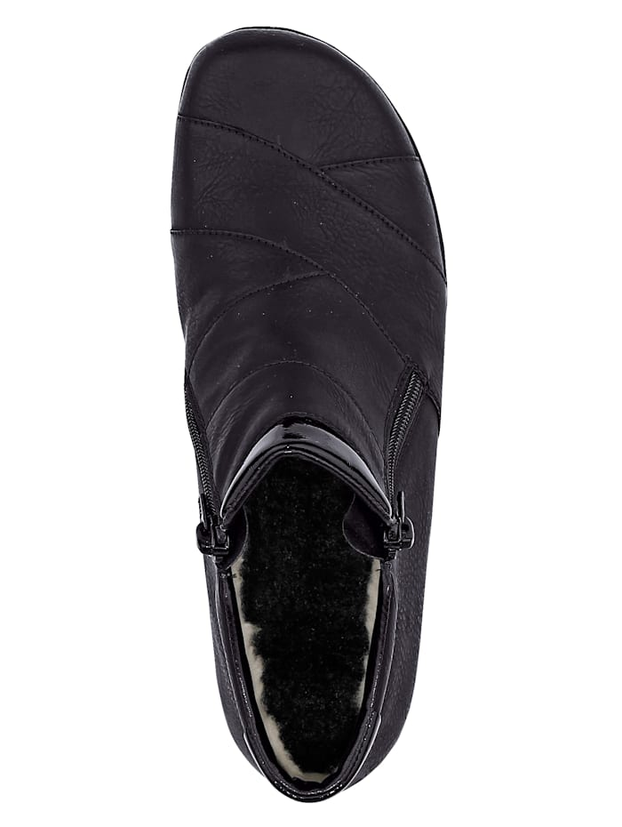 Rieker Ankle boots, Black