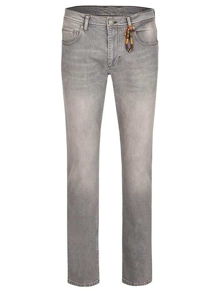 Daniel Hechter Straight-Fit Jeans, graphite