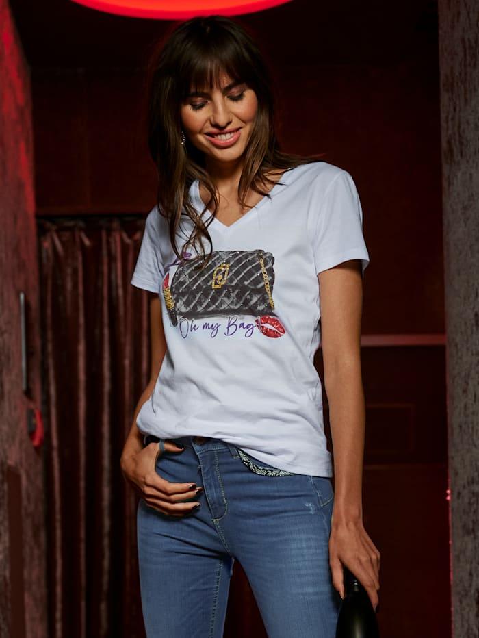 T-Shirt mit Aufdruck, Jubiläumskollektion