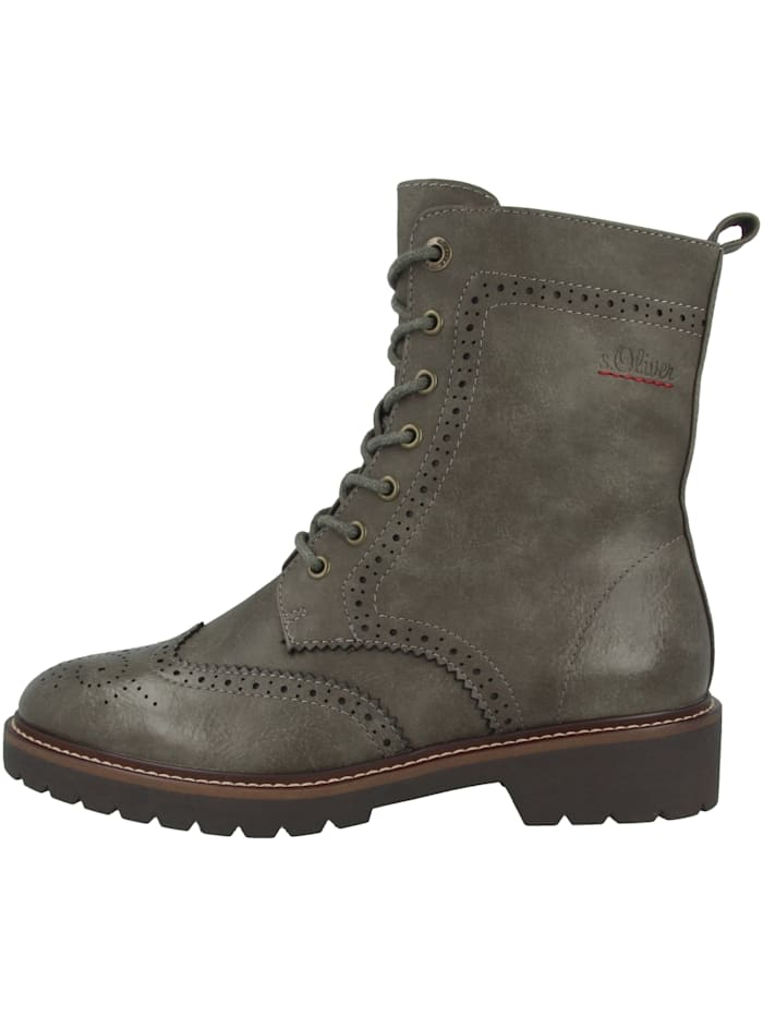 s.Oliver Boots 5-25254-25, grau