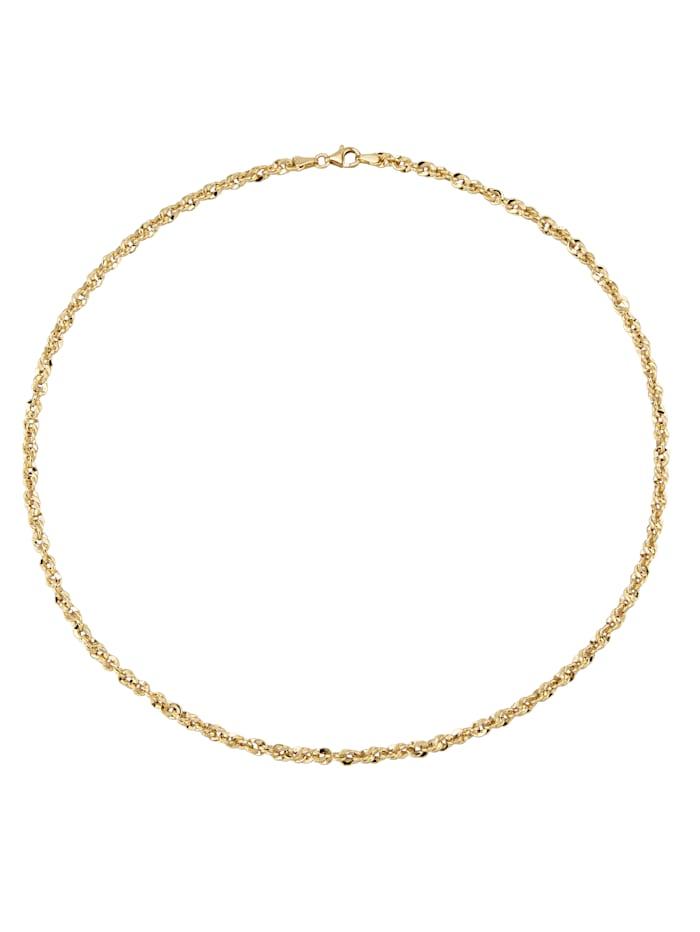 Halskette in Gelbgold