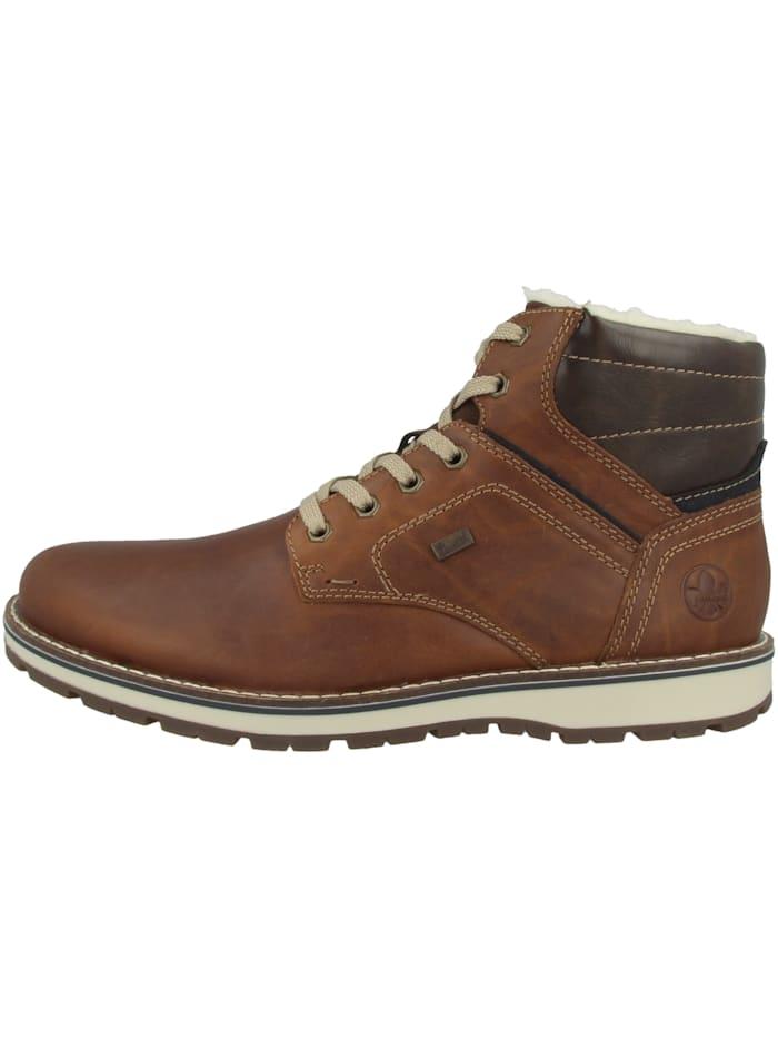 Rieker Boots Larache-Virage-Hudson, braun