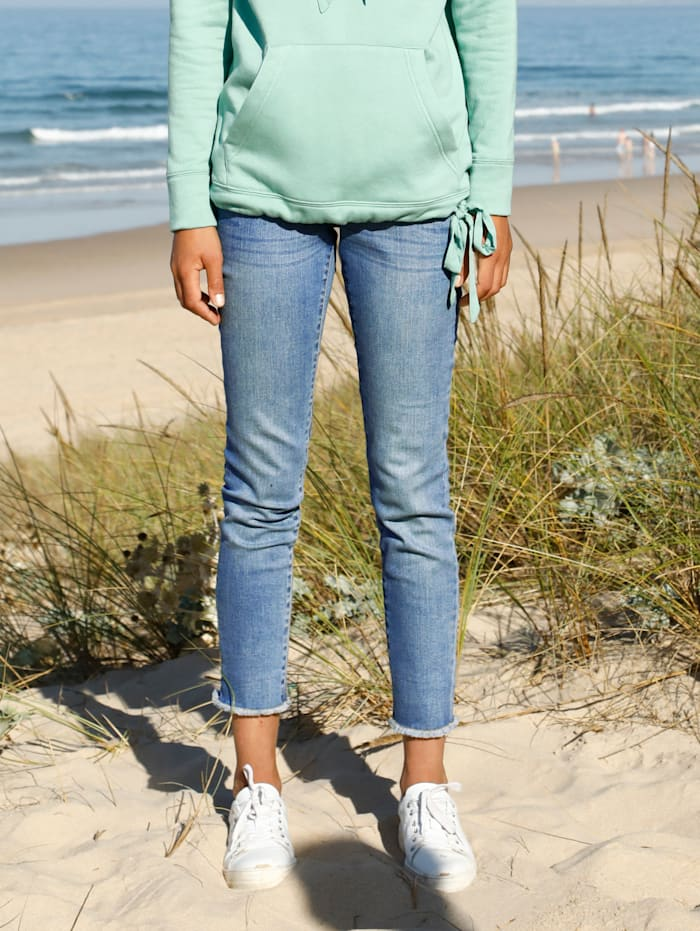 Dress In Jeans Sabine extra slim, Blue bleached