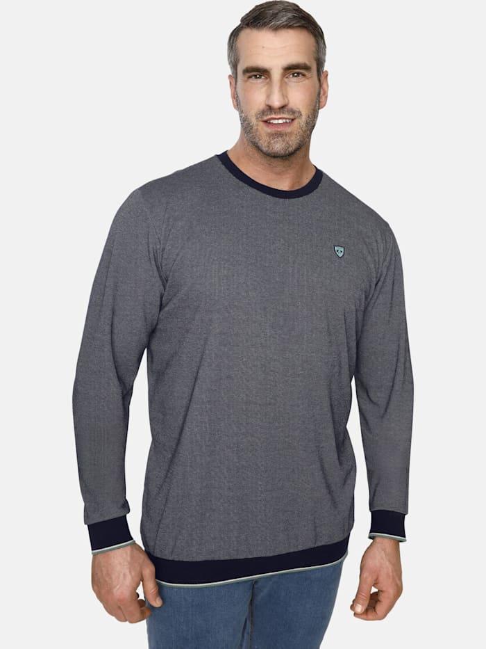 Charles Colby Charles Colby Sweatshirt EARL KEARNEY, dunkelblau