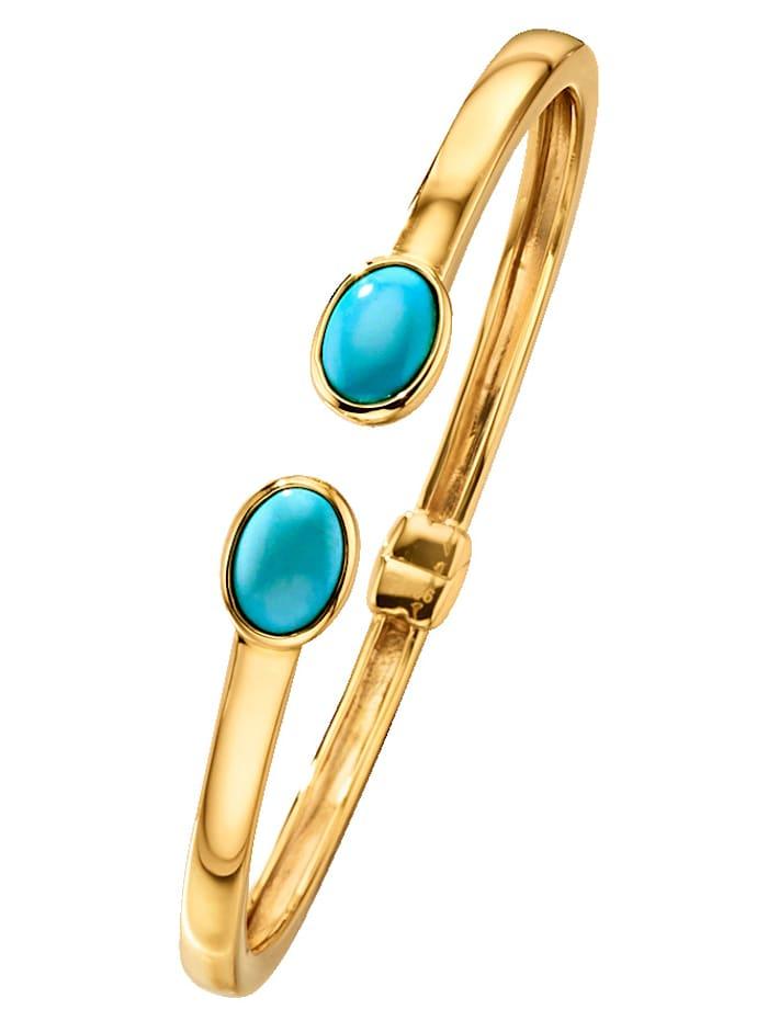 Bracelet à turquoises