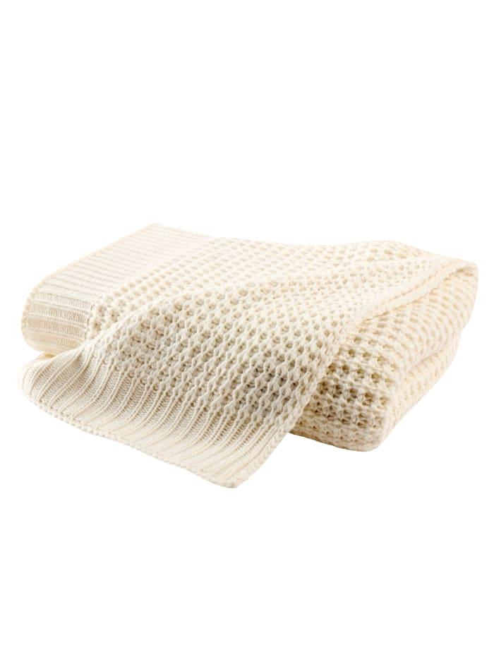 Plaid Knit